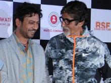 Irrfan Khan Not Worried About <I>Madaari</i>'s Clash With Big B's <I>Te3n</i>