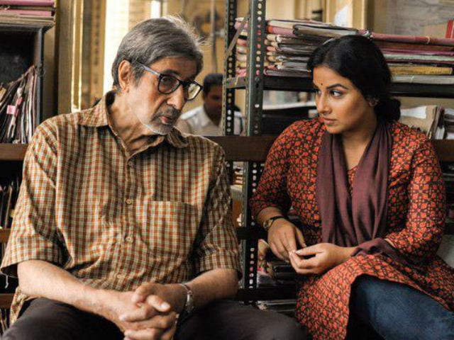 Big B Was 'Almost' About to Star in Another Film Instead of Te3n
