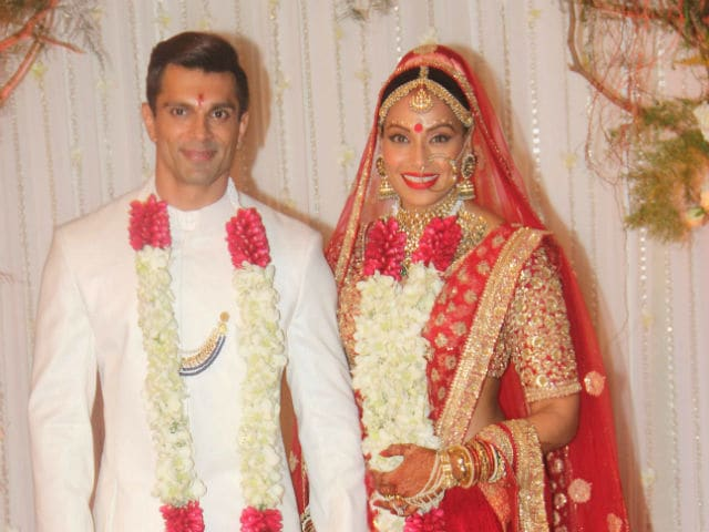Bipasha Basu Marries Karan Singh Grover: Celebs Congratulate on Twitter