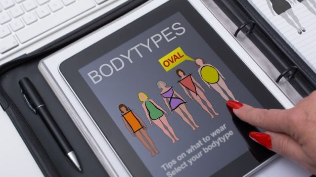 Body Shaming & Eating Disorders in Women: Love Yourself, Ditch That 'Perfect Body Type' Obsession