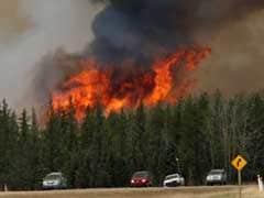 Cooler Weather Welcomed In Canada's Fire-Stricken Energy Heartland