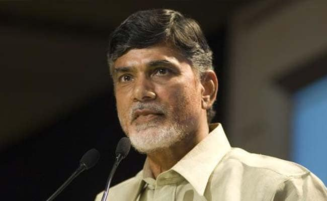 Amaravati To Be 'Happy City', One Of The Most Livable: Chandrababu Naidu