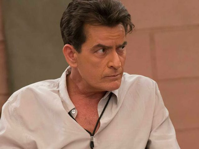 Charlie Sheen Claims He's Owed $40 Million Dollars From Anger Management