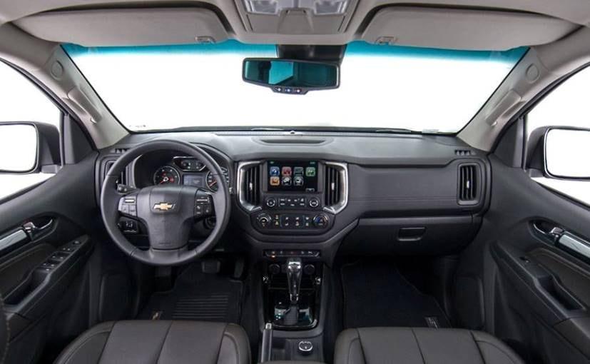 Chevrolet Trailblazer Cabin