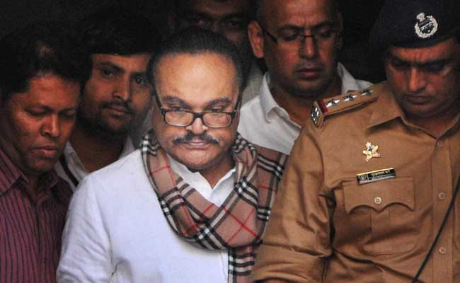 2 Jailed Maharashtra NCP Legislators Cast Votes In Presidential Election