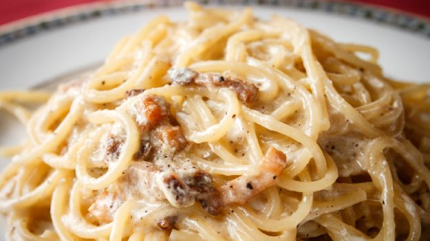 10 easy italian pasta recipes ndtv food this easy pasta recipe derives its name from carbone meaning coal and is a quick and easy recipe to make forumfinder Image collections