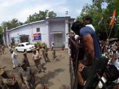 360-Degree View of Congress Protest At Parliament Street