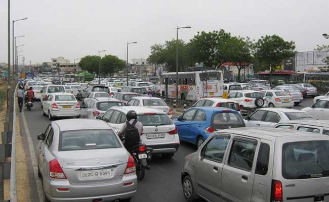 Crackdown On Traffic Offenders Brings Relief To Gurgaon