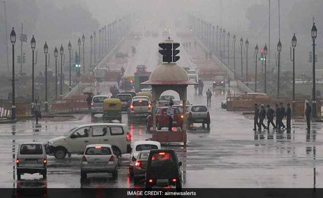 Delhi Weather: Thunderstorm, Rain Likely To Hit Delhi NCR Today