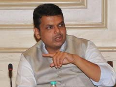 Maharashtra Chief Minister Hits Out At Congress For 'Bhumipoojan' Of Pune Metro