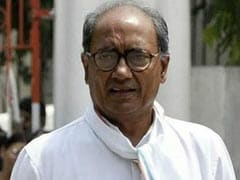 """People Wearing Saffron Committing Rapes"": Digvijaya Singh Sparks Row"