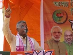 """<i>BJP Ke Bolo</i> "": Party Plans Mass Outreach Ahead Of Bengal Civic Body Polls"