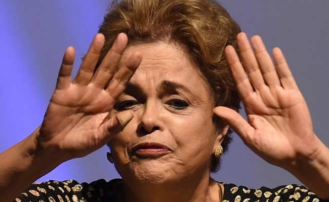 Venezuela Freezes Brazil Ties After Dilma Rousseff Removal