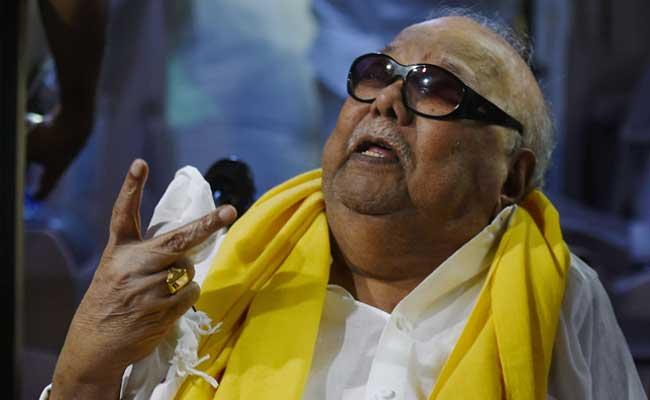 DMK चीफ करुणानिधि की हालत बेहद नाजुक, कावेरी अस्पताल ने जारी की मेडिकल बुलेटिन