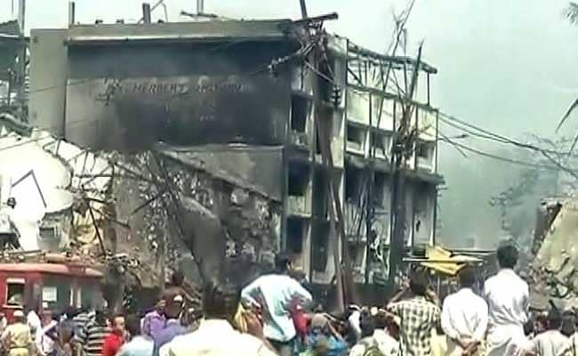 11 Dead, Management Booked In Dombivli Factory Blast Near Mumbai