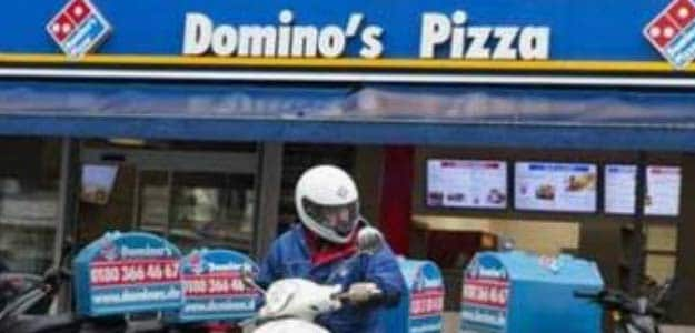 Jubilant FoodWorks shares fell over 1 per cent today