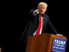Combative Donald Trump Says He Raised $5.6 Million For Vets, Bashes Media