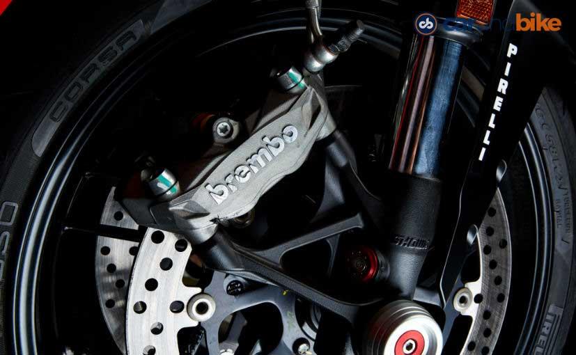 Ducati 959 Panigale Brakes
