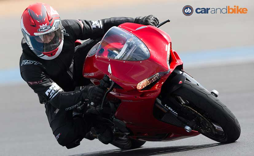 Ducati 959 Panigale First Ride Review
