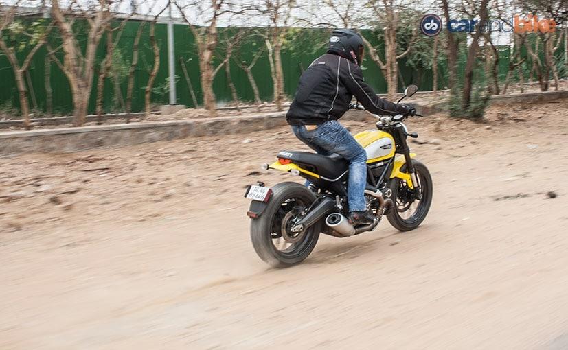 Ducati Scrambler Riding Impressions