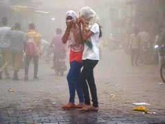 Dust Storm Kills 5 In Uttar Pradesh, Damages Property