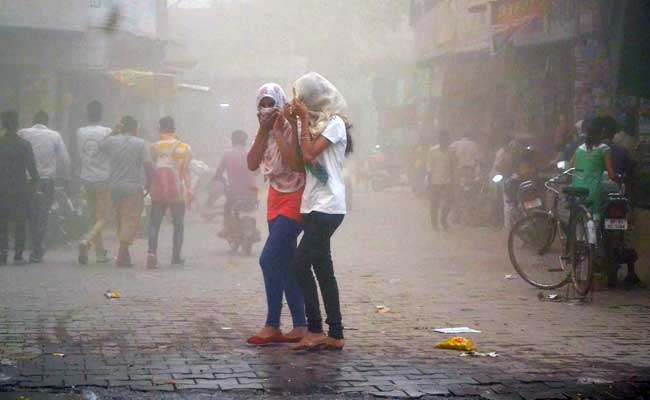 Image result for Uttar Pradesh Storm