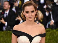 Emma Watson's Met Gala Dress Made From Recycled Plastic Bottles