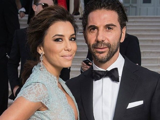 Eva Longoria Marries Jose Antonio Baston in Private Ceremony
