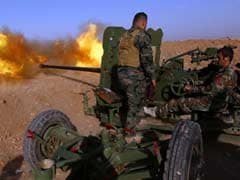 Iraqi Army Pause At Southern Edge Of Falluja As ISIS Fights Back Vigorously