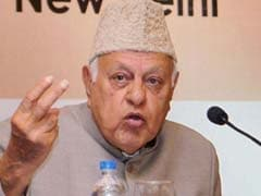 Court Orders FIR Against Farooq Abdullah Over Comment On Pak-Occupied Kashmir