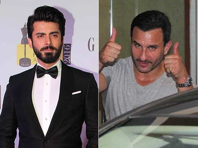 Fawad Khan Wasn't 'Approached' For Jugalbandi. Film Belongs to Saif