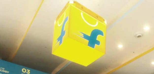 Flipkart Starts 'No Cost EMI' Option For Select Products