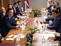 G7 Vows Growth Efforts As Japan's Abe Warns Of Global 'Crisis'