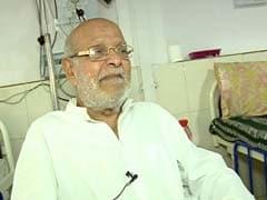 Mahatma Gandhi's Grandson Lives In An Old-Age Home In Delhi