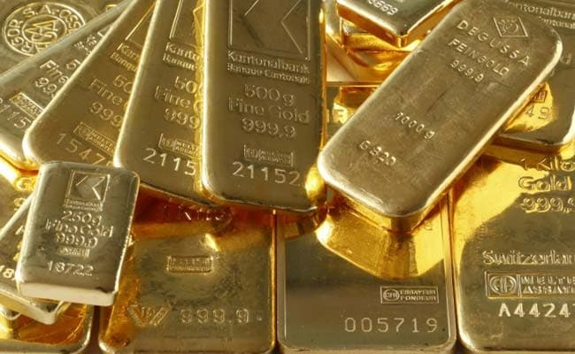 Gold Gains As US Recession Fears Boost Safe-Haven Assets