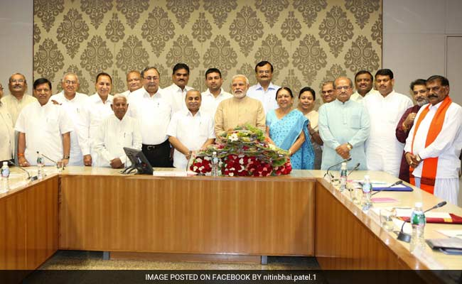 Gujarat Assembly Election 2017: Heavyweights, MLAs, Ministers Bite The Dust