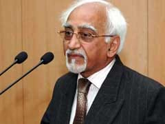 When Parliament Makes Bad Laws, Judges Do Lawmakers' Job: Hamid Ansari