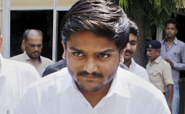 Hardik Patel 'Misusing' Community Funds, Allege Quota Stir ...