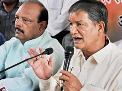BJP Slams Harish Rawat On Sting, Claims It Will Form Government In Uttarakhand