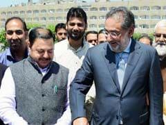 Don't Implement Budget: Jammu And Kashmir Speaker