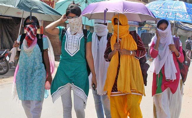 Delhi's Mega Heat Wave To Last Another 5 Days
