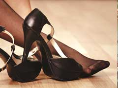 A London Receptionist Refused To Wear Heels And Was Dismissed From Her Job. Now She's Petitioning Parliament.