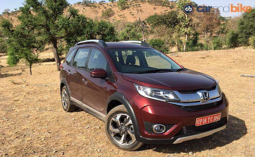 Honda BR-V Garners 10,000 Bookings Since Launch