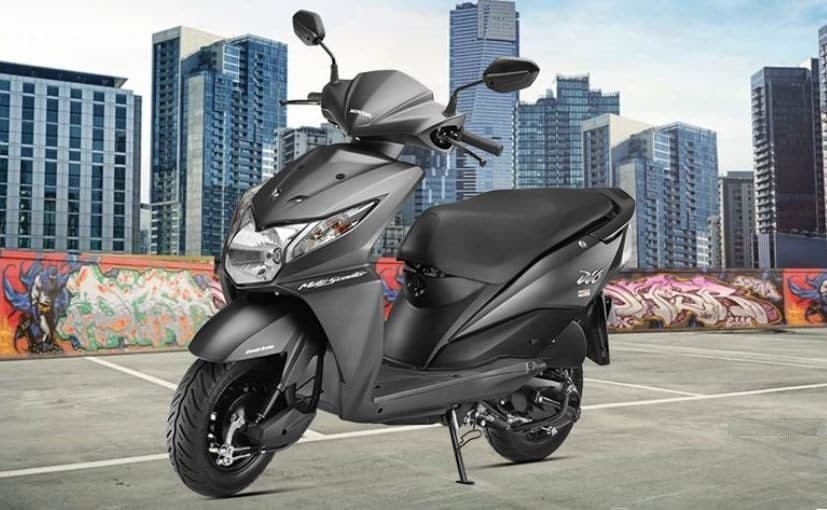 Honda Dio 2016 Model Launched With New Style Updates; Prices Start at ₹ 48,264