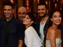 Akshay Kumar Loses His Cool Over Racist Jokes Aimed at Lisa Haydon