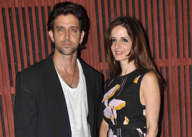 Hrithik Roshan And Ex-Wife Sussanne Khan Come Together For A Special Occasion