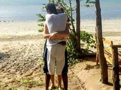 Can You Tell Who's Hugging Whom in This Photo Going Viral?