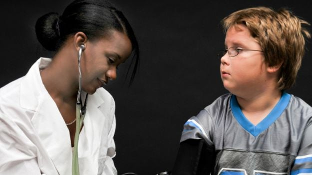 Hypertension In Kids Isn't Rare, But Experts Are Unsure How Best To Handle It