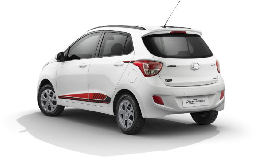 Hyundai Launches Special Edition Of The Grand I10 At Rs 5