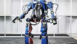 Hyundai Reveals 'Wearable Robot' Exoskeleton